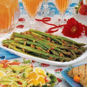Chilled Marinated Asparagus Recipe