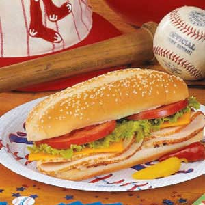 Home Run Hoagies Recipe