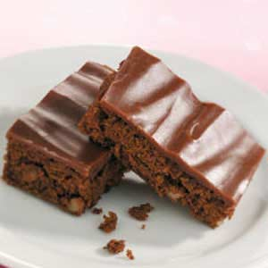Chocolate Sauce Brownies Recipe