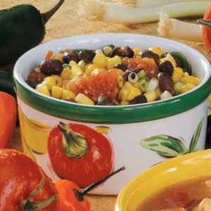 South of the Border Salad Recipe