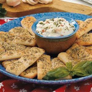 Ricotta Pepperoni Dip Recipe