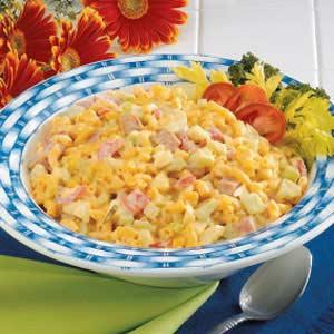 Ham Macaroni Salad Recipe