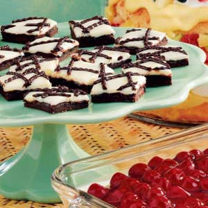 Chocolate Raspberry Bars with Frosting Recipe