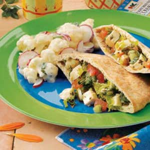 Cauliflower Radish Salad Recipe
