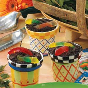 Dirt Pudding Cups Recipe