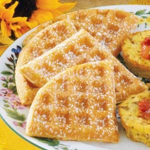 Oat Waffles Recipe