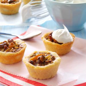Salted Caramel & Nut Cups Recipe
