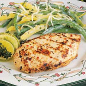 Herbed Lime Chicken Recipe