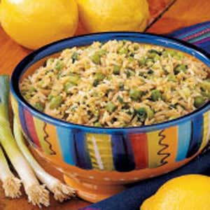 Lemon Fried Rice Recipe