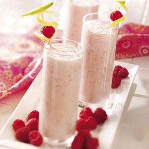 Berry Yogurt Shakes Recipe