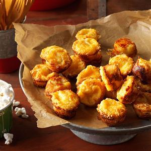 Garlic Bread Mini Muffins Recipe