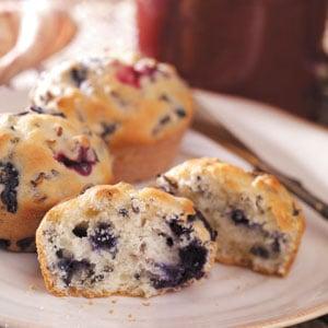 Northwoods Muffins Recipe