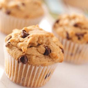 Peanut Butter Mini Muffins Recipe