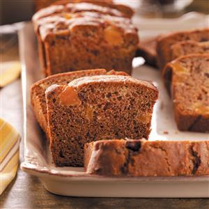 Sweet 'n' Savory Date Loaves Recipe