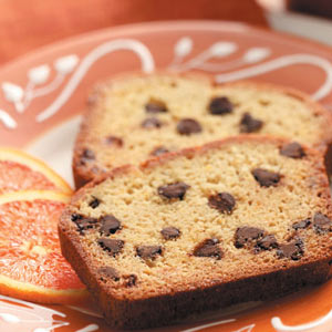 Orange Chocolate Chip Bread Recipe