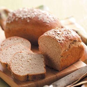 Oatmeal Mini Loaves Recipe