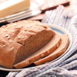 Colonial Oat Bread Recipe