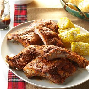 Quick & Easy Memphis-Style BBQ Ribs Recipe