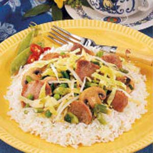 Pork Tenderloin Stir-Fry Recipe