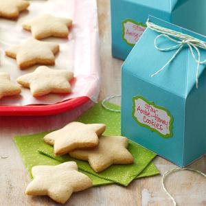 Star Anise-Honey Cookies Recipe