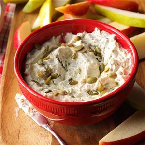 Brandied Blue Cheese Spread Recipe
