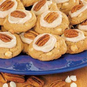 Vanilla Chip Maple Cookies Recipe