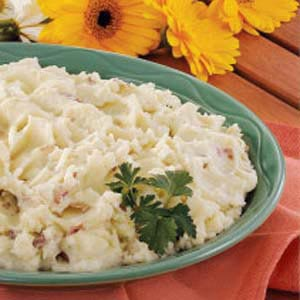 Home-Style Mashed Potatoes Recipe