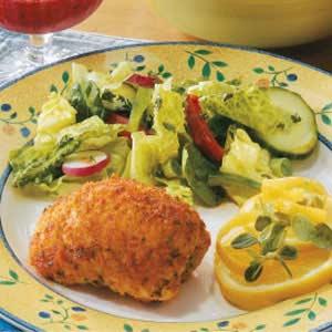 Dressed-Up Salad Recipe