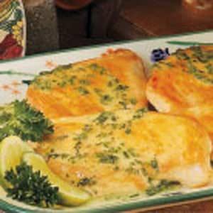 Chicken with Herb Sauce Recipe