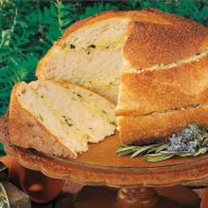 Tarragon Cheese Loaf Recipe