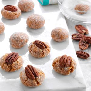 Salted Butterscotch & Pecan No-Bakes Recipe