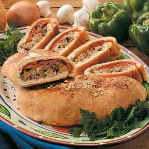Venison Stromboli Recipe
