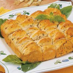 Herb Biscuit Loaf Recipe