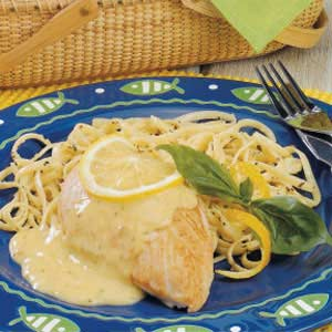 Lemon Linguine Recipe