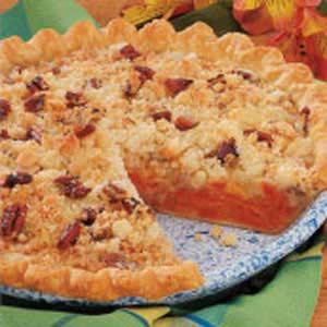Dutch Apricot Pie Recipe
