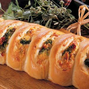 Broccoli Cheese Fan Recipe