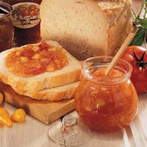 Pear Tomato Preserves Recipe