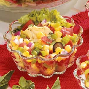 Corn Relish Salad Recipe