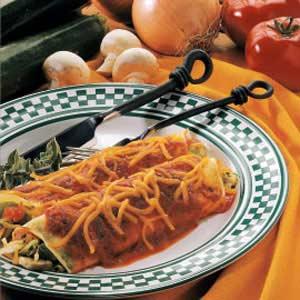 Zucchini Crepes Recipe