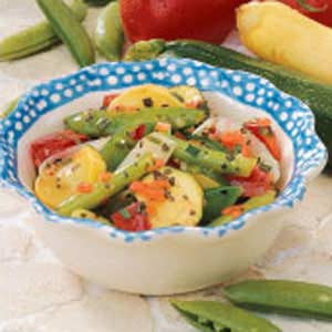 7 Vegetable Salad Recipe
