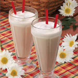 Frosty Chocolate Malted Shakes Recipe