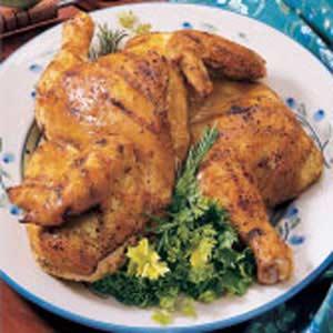 Zesty Mustard Chicken Recipe