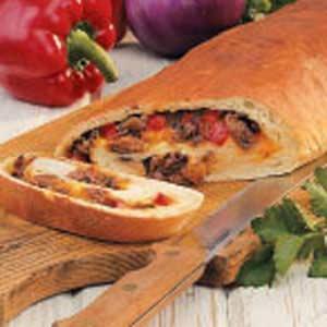Roast Beef Sandwich Roll Recipe