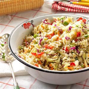 Crunchy Ramen Salad Recipe