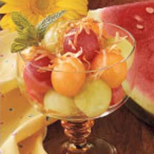 Melon Ambrosia Recipe
