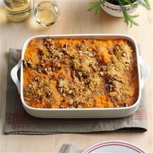 Sweet Potato & Chipotle Casserole Recipe