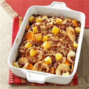 Heavenly Baked Sweet Potatoes Recipe
