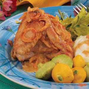 Baked Pheasant in Gravy Recipe