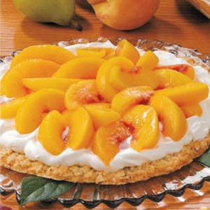 Coconut Peach Dessert Recipe
