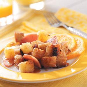 Breakfast On the Grill Recipe